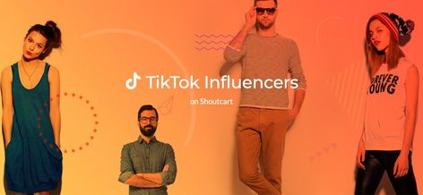 We are excited to welcome TikTok Influencers! Over the holidays we added TikTok influencers to Shoutcart. TikTok represents a strong ROI opportunity,because influencer marketing is in very early stages on this platform.