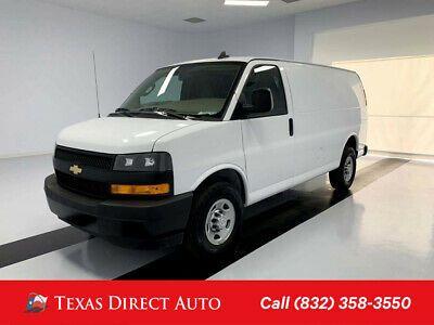 Ebay Advertisement 2019 Chevrolet Express 2500 Texas Direct Auto