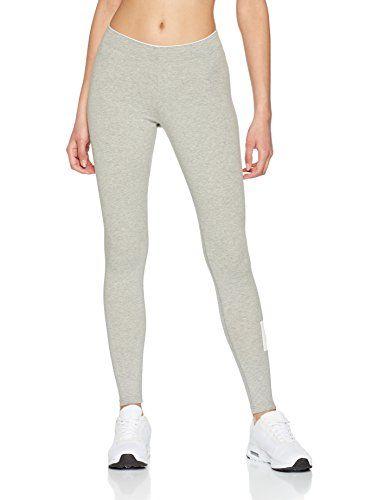leggings nike donna grigio