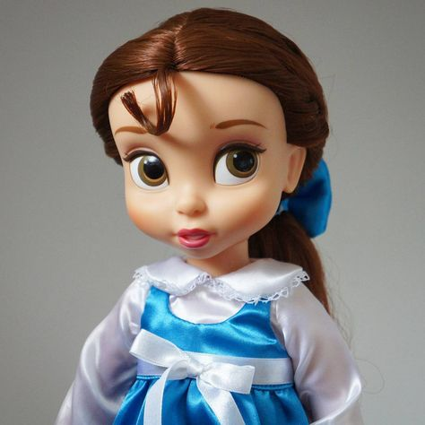 princess Belle Animator's doll first...
