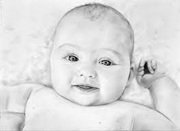 Bildergebnis Fur Cara De Bebe Dibujo A Lapiz Como Aprender A Dibujar Aprender A Dibujar Retratos De Ninos