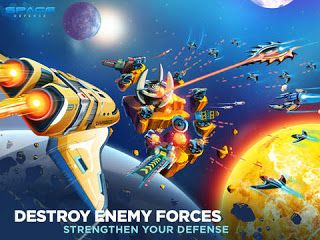 Download Space Defense HD IPA For