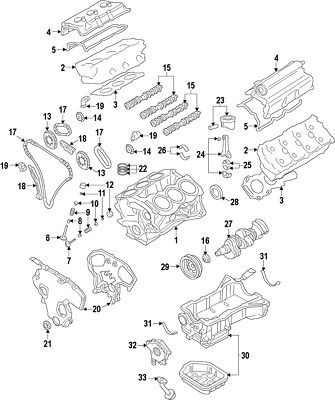 Details About Genuine Nissan Valve Cover Gasket 13270 Ja11b With Images Valve Cover Nissan Cylinder Head