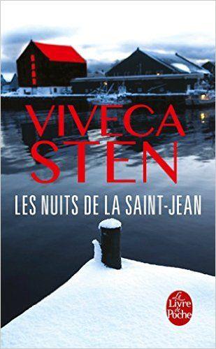 Amazon Fr Les Nuits De La Saint Jean Viveca Sten