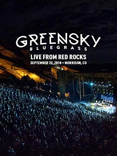Greensky Bluegrass Live At Red Rocks 9 22 2018 Live Bluegrass Greensky Red
