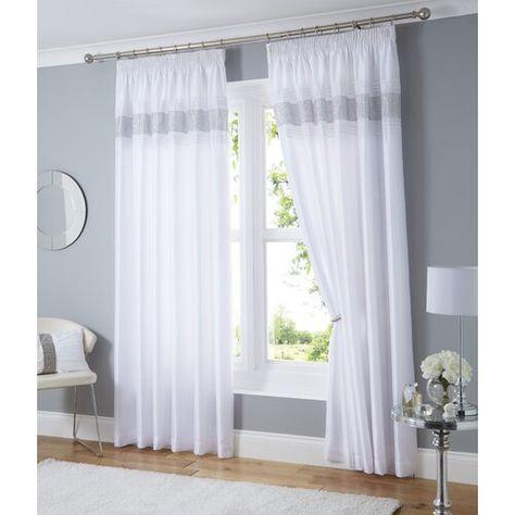 Raegan Pencil Pleat Room Darkening Curtains Willa Arlo Interiors