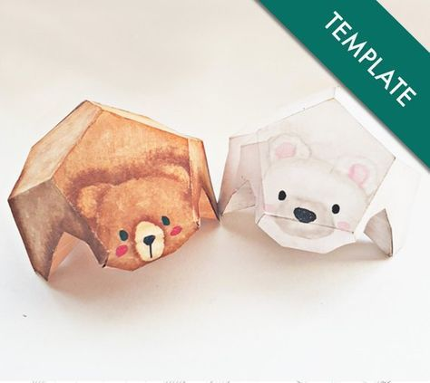 japanese paper toys templates - Google Search | Haruki