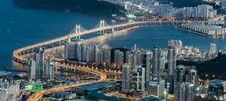 العالم اليوم كورونا يسجل اعلى نسبة اصابة في كوريا San Francisco Skyline New York Skyline Skyline