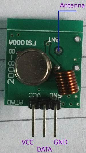 Fs1000a Antenna