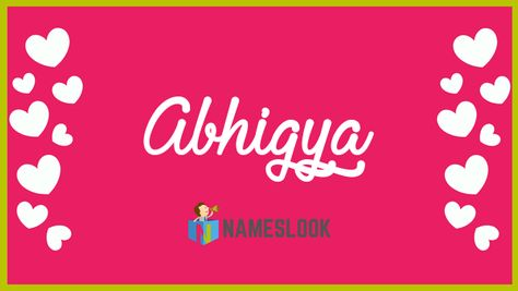 #Abhigya Meaning - Wise One, Expert, Adept . Read interesting details about the name Abhigya 👇👇👇  . Abhigya #NameMeaning 📛 #MeaningOfMyName ✍️ #NamesLook 📣