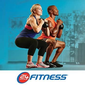 24 Hour Fitness 2 Year All Club Sport Membership Ecertificate 24 Hour Fitness Gyms 24 Hour Fitness Workout Workout Training Programs