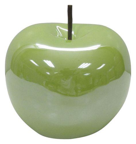 5 99 Deko Apfel Grun 12 Cm 5 99 Apfel Deko Wolle Kaufen