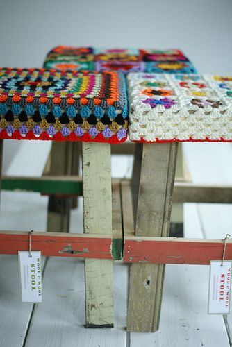 15 Crochet Hammock Free Patterns | 500x334