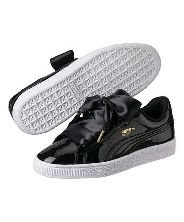 puma womens shoes with ribbon