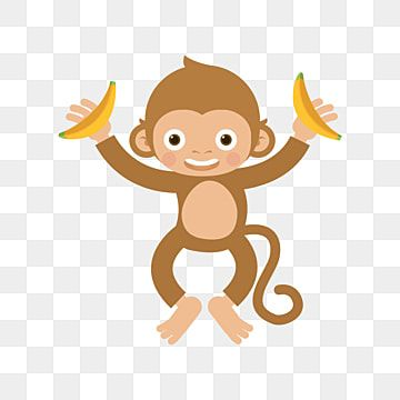 Cute Monkey Head Cute Icons Head Icons Monkey Icons Png Transparent Clipart Image And Psd File For Free Download Monkey Illustration Simple Cartoon Cute Drawings