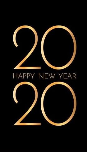 Happy New Year 2020 - Most Popular Images, Wishes, Quotes & Greetings | HappyShappy - India's Best Ideas, Products & Horoscopes