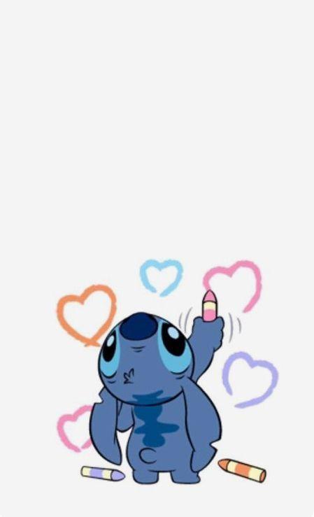 Stiche Stiche Stitchingimagenes In 2020 Stitch Drawing Disney Wallpaper Cartoon Wallpaper