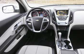 Chevrolet Equinox Gmc Terrain 2010 2017 Problems Interior Photos