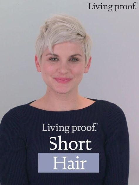 Not sure how to style your short hair? This tutorial is for you. Start with one product and get endless styling possibilities.  #Endless #Hair #Hairstyle #hairstyles #possibilities #product #Short #Start #Style #styling #tutorial