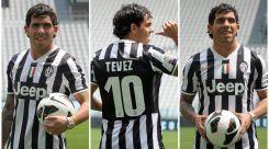 Carlos Tevez Calcio Juventus Sport