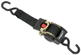 Retractable Ratchet Straps >> Highland Retractable Ratchet Strap W Push Button Release