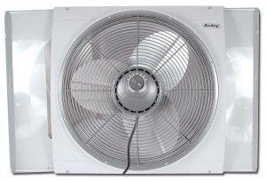Window Exhaust Fans Whole House Window Cooling Fan