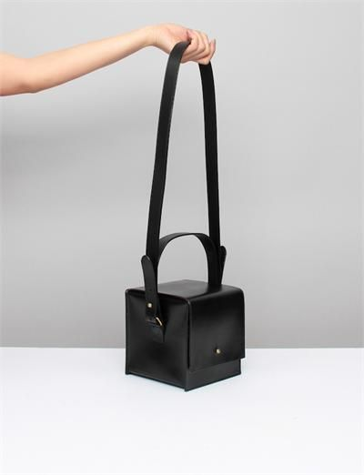 Creatures of Comfort Box Bag Small- Various