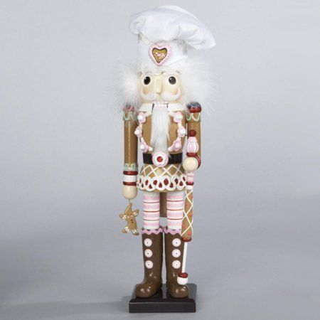 Kurt Adler Hollywood Gingerbread Nutcracker - what I'd REALLY like for Christmas.