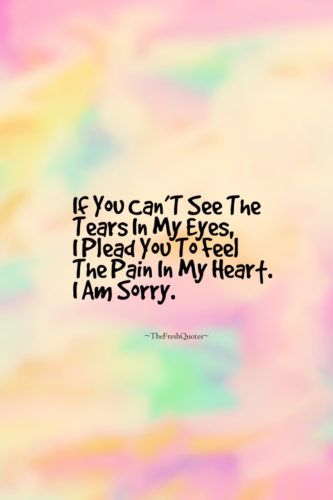 Im Sorry Best Friend : sorry, friend, Sorry, Quotes, Apologizing, Quotes,, Friend