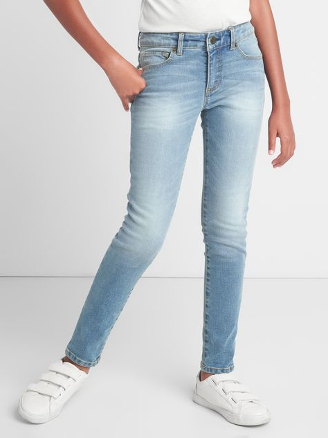 bd9c3e1944a8d Stretch THERMOLITE® brushed super skinny jeans