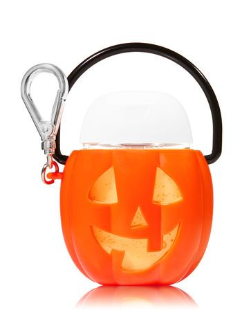Jack O Lantern Pocketbac Holder Bath And Body Works Bath And