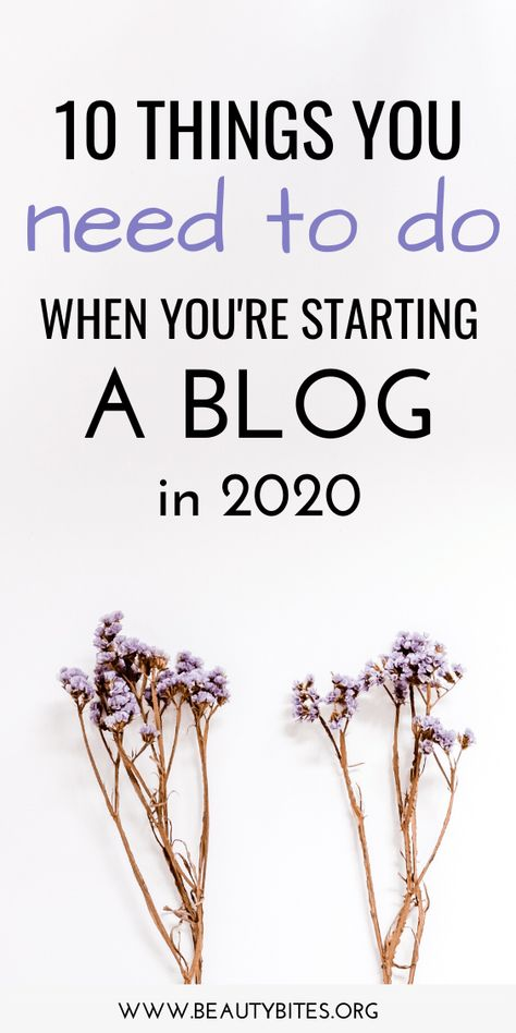 The No-Nonsence Guide: How To Start A Blog And Make Money In 2019