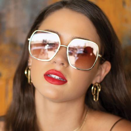 Undercover Quay Australia Square Sunglasses Women Square Sunglass Oversized Sunnies