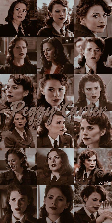Peggy carter Wallpaper
