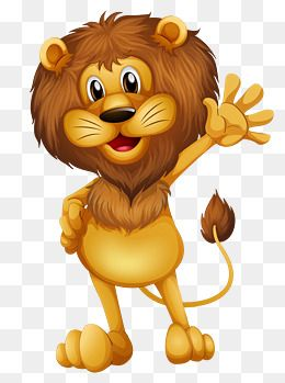 Lion Png Images Vector And Psd Files Free Download On Pngtree Cartoon Clip Art Cartoon Lion Animal Clipart