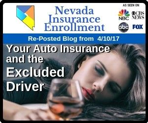 Auto Insurance And The Excluded Driver Car Insurance Insurance