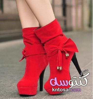 احذية كعب عالي للبنات احدث موديلات الكعب العالى 2019 احلي احذية نسائية كعب عالي للسهرات Kntosa Com 26 19 155 Fashion Over Knee Boot Knee Boots