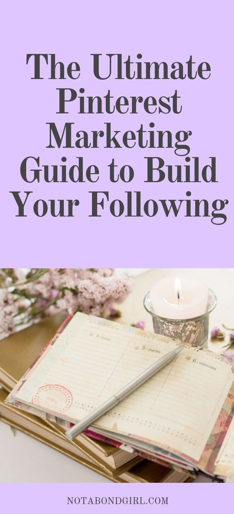 The Ultimate Pinterest Marketing Guide to Build Your Following; Digital Marketing to Increase Sales; Social Media, Digital Marketing, Content + Copywriting, Entrepreneur, Girl Boss, Digital Nomad, Business Tips, Online Business, Blogging Tips, Startup, Solopreneur, SEO tips, Content Marketing #pinterest #tailwind #pinterestmarketing #socialmedia #socialmediamarketing #socialmediatips #productivity #business #blogging #blog #pinteresttips