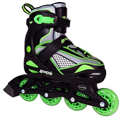 Lenexa Viper Kids Rollerblades Patines Roller Blades For A Kid Girl Girls Boy Boys Adjustable Comfortab Roller Skating Inline Skating Boys Roller Blades