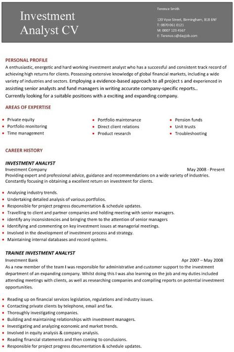 CV example #CV #template CV Templates Pinterest Cv examples - resume hobbies examples