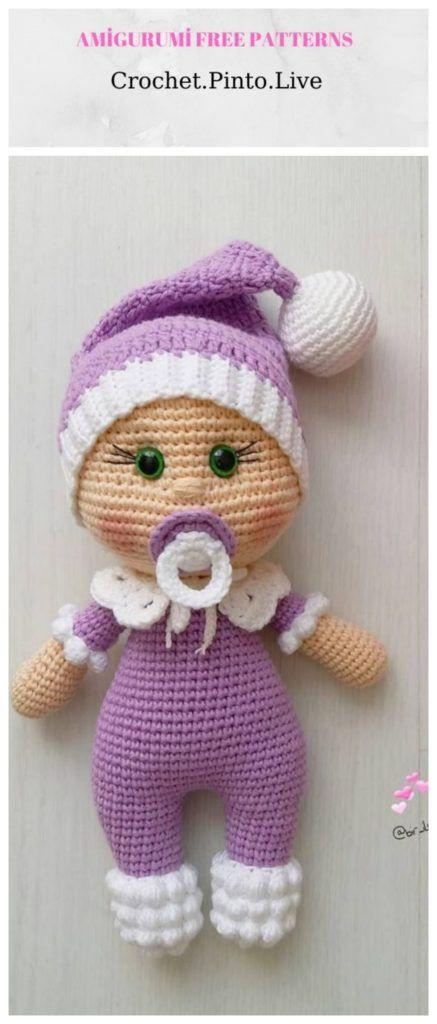 Pin on Crochet dolls free patterns | 1024x437