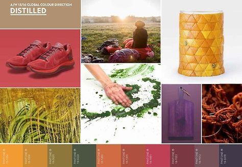 WGSN Autumn/Winter 15/16 Color Direction: Distilled »Everyday Utopias