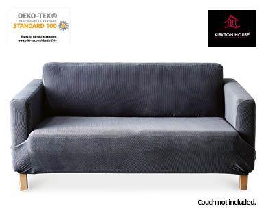 Stretch Slipcover Aldi Australia Slipcovers Love Seat Couch