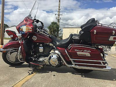 Harley 2001 Davidson Touring Ultra Classic Flhtcui Retweet Pictures