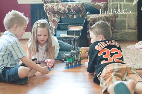 Raising kids who want to spend time with each other