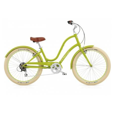 b74fbebea1b Townie Balloon 8D Ladies Bike – Green from Urban Electra Bikes - R8,400  (Save 10%)