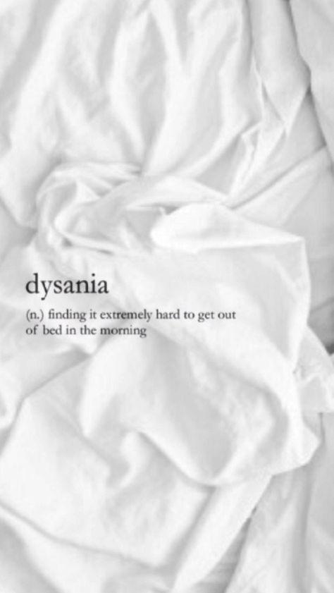 Sabah yataktan kalkmayı son derece zor bulmak