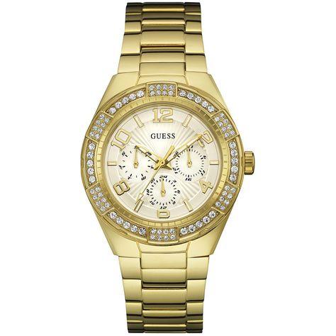 acquisto economico vari tipi di migliori marche Guess Luna W0729L2 Ladies Watch – StyleWearia | Watches, Women's ...