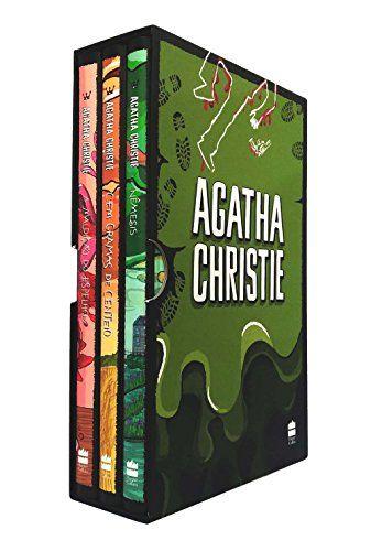 Colecao Agatha Christie Caixa 4 De 2015 De Agatha Christie