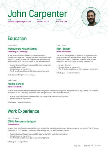 11 best Enhance Your Resume images on Pinterest Curriculum